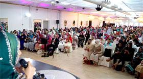 ڈنمارک: منہاج القرآن ویمن لیگ کے زیراہتمام معراج النبی (ص) کانفرنس