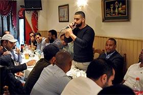 ہالینڈ: منہاج القرآن انٹرنیشنل کے زیراہتمام پاکستانی نوجوانوں کے لیے عشائیہ کی تقریب