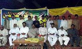 پاکپتن: پاکستان عوامی تحریک کے زیراہتمام ورکرز کنونشن کا انعقاد
