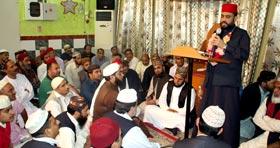 یونان: تحریک منہاج القرآن ریندی کے زیراہتمام عظیم الشان محفل نعت کا انعقاد