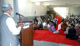 جہلم: تحریک منہاج القرآن کے زیراہتمام ورکرز کنونشن کا انعقاد