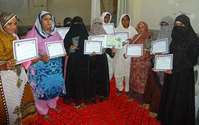 جہلم: منہاج القرآن ویمن لیگ کے زیراہتمام ورکرز کنونشن کا انعقاد