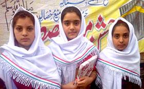 خوشاب: منہاج تحفیظ القرآن برائے طالبات کے زیراہتمام تقریبِ رداپوشی