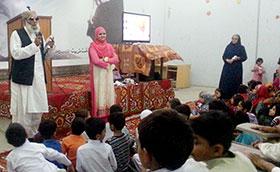 نظامت تربیت منہاج القرآن کے زیراہتمام دوسرا ماہانہ کڈز فیسٹول کا انعقاد
