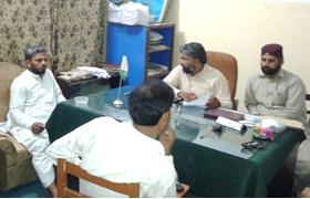 ڈیرہ غازی خان، اجلاس برائے تنظیم نو پاکستان عوامی تحریک