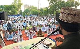 لیہ: 5 روزہ دروس عرفان القرآن کا تیسرا روز