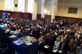 لندن: فروغ امن اور انسداد دہشت گردی کے اسلامی نصاب کی تقریب رونمائی