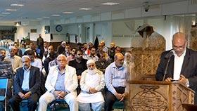 ناروے: منہاج القرآن انٹرنیشنل کی مجلس شوری کا اجلاس اور تنظیم نو