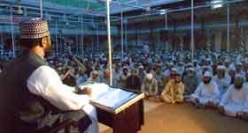 سرگودھا: 5 روزہ دروس عرفان القرآن کا دوسرا روز