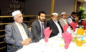 فرانس: چودھری محمد اشرف پاکستان عوامی تحریک اوورسیز چیپٹر برائے آزاد کشمیر فرانس کے صدر منتخب