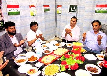 سپین: پاکستان عوامی تحریک کی جانب سے پاکستان تحریک انصاف کے اعزاز میں افطارڈنر کا اہتمام