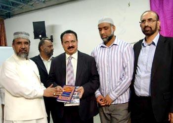کینیڈا: منہاج القرآن انٹرنیشنل کے زیراہتمام نعتیہ مشاعرہ