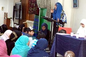 MWL (Sandwell) holds Miraaj-un-Nabi event