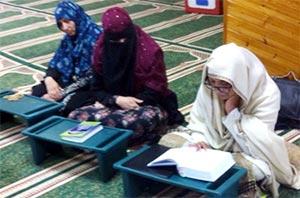 Spiritual gathering held under MQI (Birmingham)