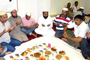 سپین: چوہدری امتیاز آکیہ کی طرف سے منہاج اسلامک سنٹر اوسپتالیت میں افطار ڈنر