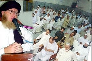 جہلم: تحریک منہاج القرآن کے زیراہتمام یوم بدر سیمینار