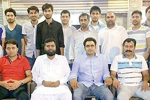 سپین: پاکستان عوامی تحریک بیسوس مار کی طرف سے افطار ڈنرکا اہتمام
