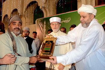 شہداء انقلاب کیلئے نشان حضرت امام حسین علیہ السلام ایوارڈز