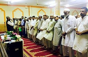 اٹلی: منہاج القرآن انٹرنیشنل کارپی کے زیراہتمام لیلۃ القدر کا عظیم الشان اجتماع