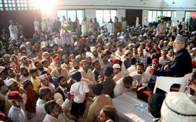 اللہ تعالیٰ پاکستان کو خوشحالی اور امن کی دولت سے مالا مال کرے: ڈاکٹر طاہرالقادری