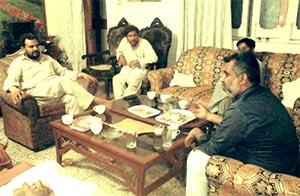 پتوکی: بلدیاتی الیکشن کے حوالے سے پاکستان عوامی تحریک کا اجلاس