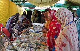 شہر اعتکاف 2015: منہاج القرآن ویمن لیگ کی کمیٹی برائے سٹالز
