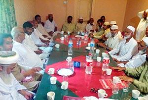راولپنڈی: پاکستان عوامی تحریک دولتالہ کا اجلاس