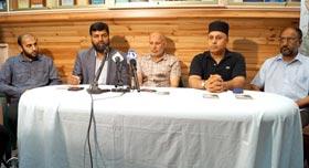 منہاج القرآن سپین کے رہنماؤں کی ہنگامی پریس کانفرنس، لاہور میں پنجاب حکومت کی وحشیانہ پولیس گردی کی پرزور مذمت