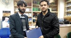 منہاج القرآن انٹرنیشنل سپین کے نئے سیکریٹری جنرل بلال یوسف نے اپنی ذمہ داریاں سنبھال لیں