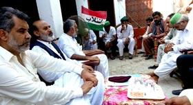 پاکستان عوامی تحریک ضلع قصور سے بلدیاتی الیکشن میں بھرپور حصہ لے گی: ندیم مصطفائی