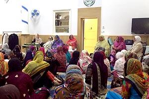 Holland: Minhaj Rotterdam organized Monthly Mehfil-e-Khawateen in June
