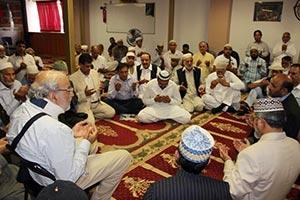 فرانس: تحریک منہاج القرآن کے مرکزی راہنماء شیخ زاہد فیاض کی خالہ کی نماز جنازہ فرانس مرکز میں ادا کر دی گئی