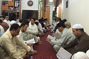 شارجہ: سرور انجم کے ایصال ثواب کے لیے قرآن خوانی اور محفلِ نعت کا انعقاد