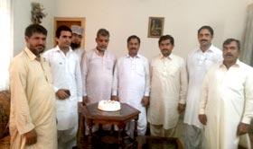 پتوکی: جشن آزادی کے موقع پر پاکستان عوامی تحریک کے وفد کی مختلف  سیاسی و سماجی تنظیمات کے عہدیداران سے ملاقات