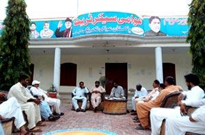 پاکستان عوامی تحریک ضلع وہاڑی کی تنظیمِ نُو، چوہدری محمد انور وڑائچ ضلعی آرگنائزر مقرر