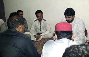 لودہراں: پاکستان عوامی تحریک یوتھ ونگ کی تنظیم نو