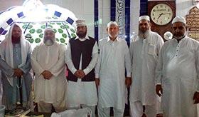 پتوکی: درس عرفان القرآن، علامہ غضنفر حسنین قادری کا 'انسان اور قرآن' کے موضوع پر خطاب