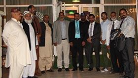 فرانس: پاکستان عوامی تحریک کا منہاج یورپین کونسل کے صدر اور سیکرٹری جنرل کے اعزاز میں عشائیہ