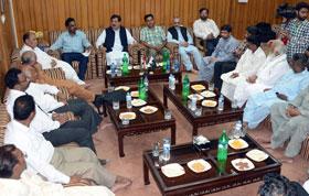پاکستان عوامی تحریک انٹرفیتھ ریلیشنز کے زیراہتمام مرکزی سیکرٹریٹ میں اقلیتی رہنماؤں کا اہم اجلاس