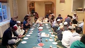 آئرلینڈ: منہاج القرآن انٹرنیشنل کا افطار ڈنر اور شب قدر کا روحانی اجتماع