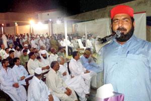 اسلام گردنیں کاٹنے کیلئے نہیں بلکہ امن قائم کرنے کیلئے آیا: اعجاز احمد ملک