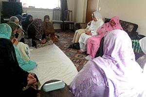 Halqa-e-Ramadan held by MWL Burnley