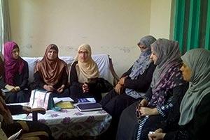 جہلم: منہاج القرآن ویمن لیگ دہشت سے پاک پاکستان کے لئے سرگرم عمل ہے: عائشہ مبشر