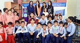لاہور: یوم دفاع پر ایم ایس ایم سسٹرز کے انٹر سکولز تقریری مقابلہ جات