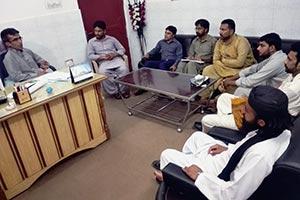 جہلم: تحریک منہاج القرآن اور پاکستان عوامی تحریک یوتھ ونگ کی ضلعی و تحصیلی تنظیمات کی تنظیم نو