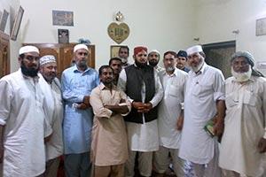 ڈیرہ اسماعیل خان: تحریک منہاج القرآن کی تنظیم نو کے لیے انتخابات، محمد افضل 188 ووٹ لے کر ضلعی صدر منتخب