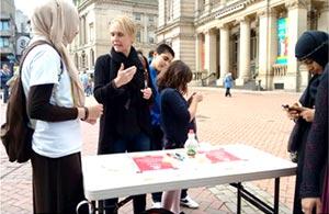 MYL-S promotes soft image of Muslim through community outreach