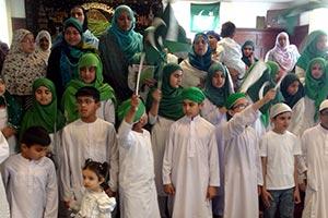 MWL Tinsley celebrates Pakistan's Independence Day