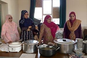 MWL Sheffield organizes Eid Bazar