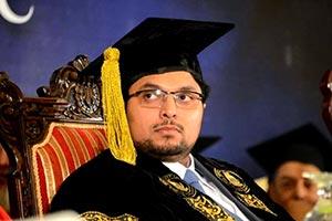 کوالالمپور انٹرنیشنل کمیونیکشن کانفرنس کا ڈاکٹر حسین محی الدین کیلئے ''بیسٹ پیپر ایوارڈ ''